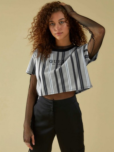 GUESS Originals Hotspur Cropped Tee