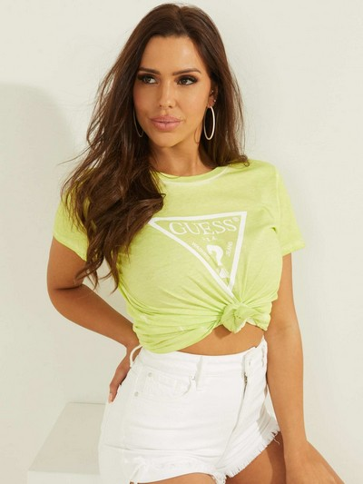GUESS Eco Classic Logo Easy Tee