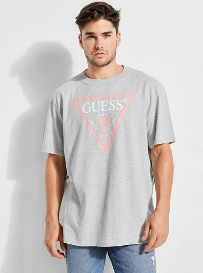 Details about  /Guess Oversized Logo T-shirt